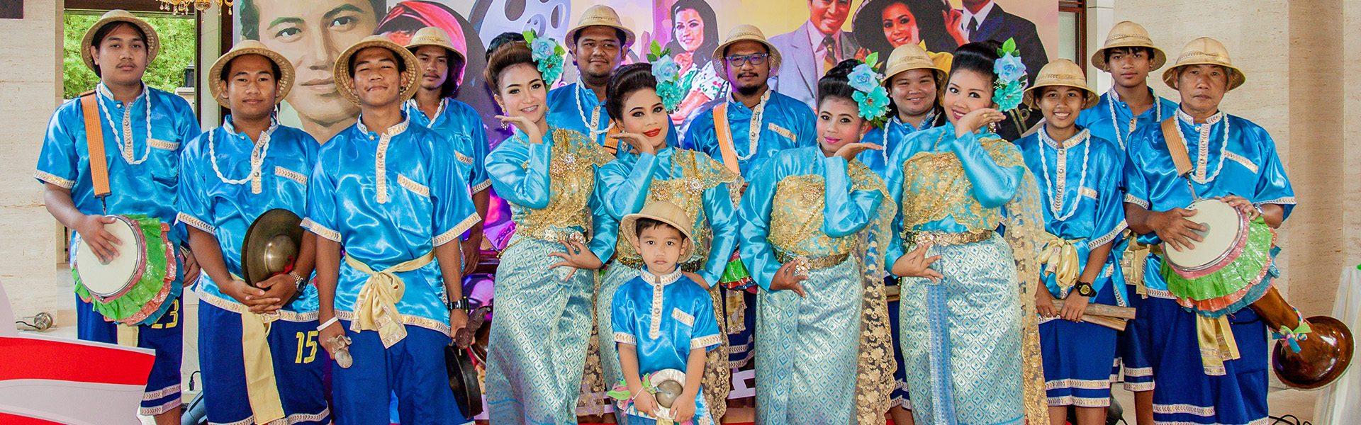 Thai Long Drum